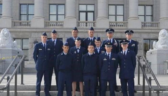 Utah Military Academy Staff